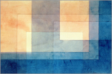 Gallery print  House on the Water - Paul Klee