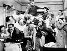 Wall sticker  The Marx Brothers, 1935
