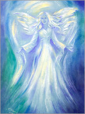 Gallery print  Angel of Love - Marita Zacharias