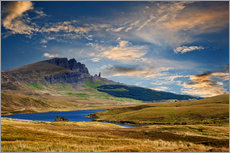 Wall sticker  Scotland - Old Man of Storr at the isle of Skye - Reiner Würz