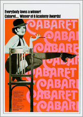 Wall sticker  Cabaret, Liza Minnelli, 1972