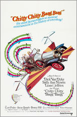 Gallery print  Chitty Chitty Bang Bang