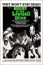 Gallery print  Night of the Living Dead