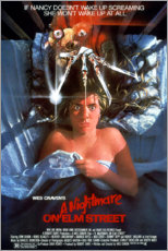 Gallery print  A Nightmare on Elm Street - Entertainment Collection