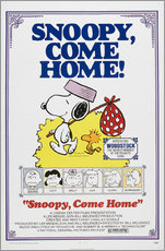 Gallery print  Snoopy, Come Home!