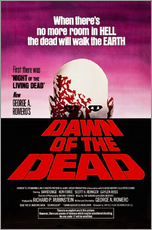 Wall sticker  Dawn of the Dead - Entertainment Collection