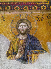 Wall sticker  Hagia Sophia: Mosaic