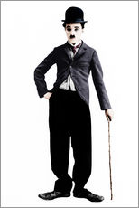 Wall Stickers  Charlie Chaplin