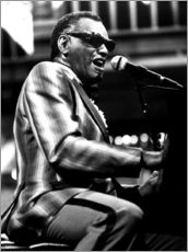 Gallery print  Ray Charles
