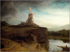Gallery print  The Mill - Rembrandt van Rijn