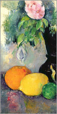 Wall sticker  Flowers and fruits - Paul Cézanne