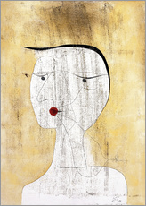Gallery print  Sealed Lady - Paul Klee