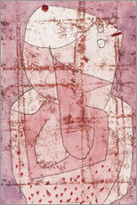 Gallery print  Swiss clown - Paul Klee