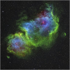 Gallery print  The Soul Nebula III - Rolf Geissinger
