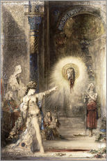 Wall sticker  The Apparition - Gustave Moreau