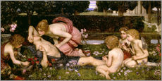 Wall sticker  The Awakening of Adonis - John William Waterhouse