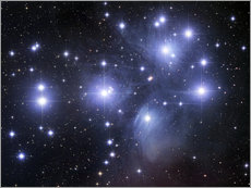 Gallery print  The Pleiades - Robert Gendler