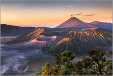 Gallery print  Mount Bromo Sunrise - Andreas Wonisch