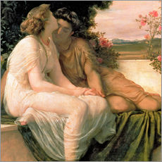 Wall sticker  Acme & Septimius - Frederic Leighton