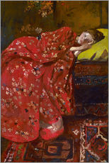 Gallery print  The Red Kimono - Georg-Hendrik Breitner