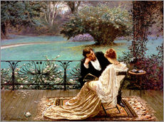 Gallery print  The pride of Dijon - William John Hennessy