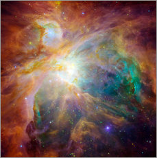 Wall sticker The Orion Nebula