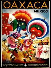 Gallery print  Mexico - Oaxaca - Travel Collection