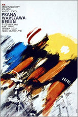 Gallery print  Races, Prague - Warsaw - Berlin - Advertising Collection