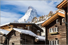 Wall sticker  Zermatt - Jan Schuler