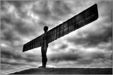 Wall sticker  Angel Of The North - Simon West