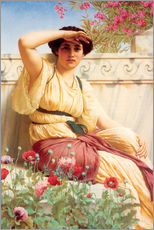 Wall sticker  A Tryst - John William Godward