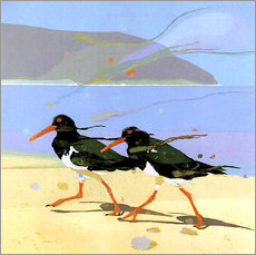 Gallery print  Shorebirds 2