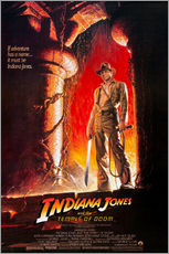 Wall sticker  Indiana Jones and the Temple of Doom