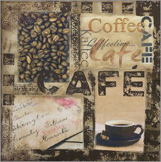 Wall sticker  Cafe - Andrea Haase