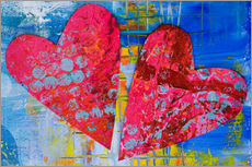 Gallery print  Colorful Love - Andrea Haase