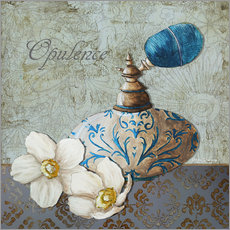 Wall sticker  Opulence I - Megan Duncanson