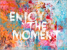 Gallery print  Enjoy the moment - Andrea Haase