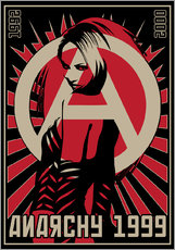 Gallery print  Anarchy - dolceQ