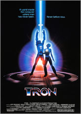 Gallery Print  Tron