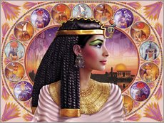 Gallery print  Cleopatra - Andrew Farley