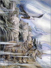 Gallery print  The three watchmen - Jody Bergsma