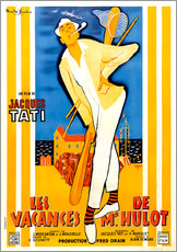 Wall Stickers  Mr. Hulot's Holiday
