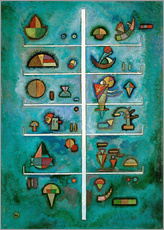 Wall Stickers  Floors - Wassily Kandinsky