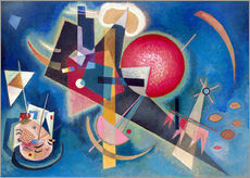 Wall sticker  In the blue - Wassily Kandinsky