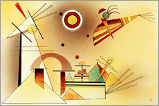 Gallery print  Reduced weight - Wassily Kandinsky