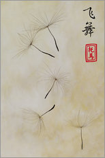 Gallery print  Fei Wu - dancing in the wind - Thomas Herzog