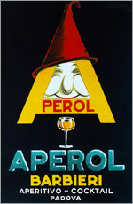 Gallery print  Aperol Barbieri - Advertising Collection