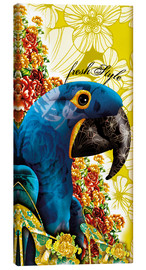 Canvas print  Blue macaw - Claudio Limón
