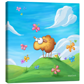 Canvas print  wallobig - Tooshtoosh