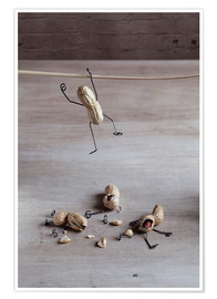 Premium poster  Simple Things - Balancing - Nailia Schwarz